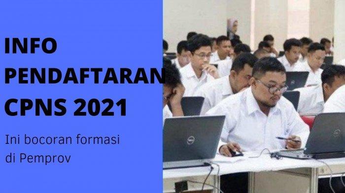 Info Penerimaan CPNS 2021 di Jatim: Ini Link Pendaftaran Mulai 31 Mei, Pemprov Buka 13.496 Formasi