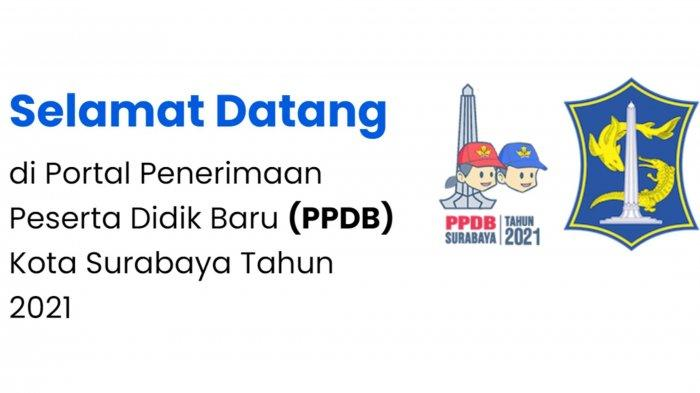 Jadwal Lengkap PPDB SMPN 2021 Kota Surabaya: Rincian Pagu & Info Jalur Prestasi Penghafal Kitab Suci
