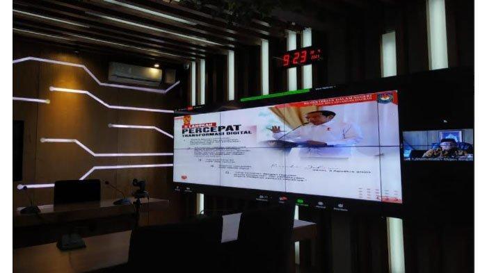Sekda Kota Kediri : Masih Ada Kendala Penggunaan Sistem Informasi Pemerintah Daerah