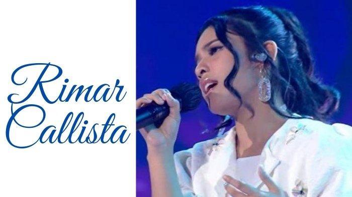 Biodata Rimar Callista Top 3 Indonesian Idol 2021, Kontestan yang Suaranya Berkelas Internasional