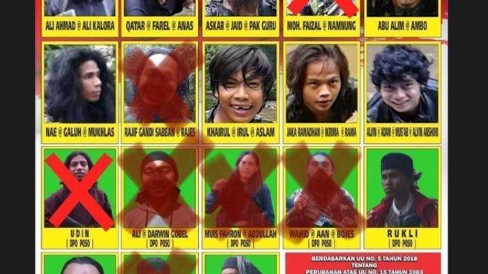 Inilah foto-foto Ali Kalora CS, teroris Mujahidin Indonesia Timur (MIT) yang jadi buruan pemerintah.