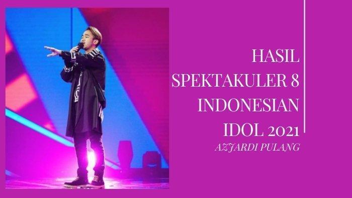 Inilah hasil Spektakuler Show 8 Indonesian Idol 2021, Senin (8/3/2021)