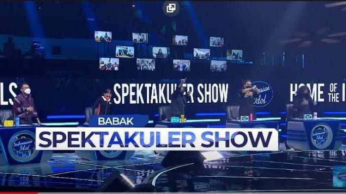 Jadwal Indonesian Idol 2021 Spektakuler Show 5: Sisa 9 Kontestan, 4 Unggul Termasuk Melisa Hartanto