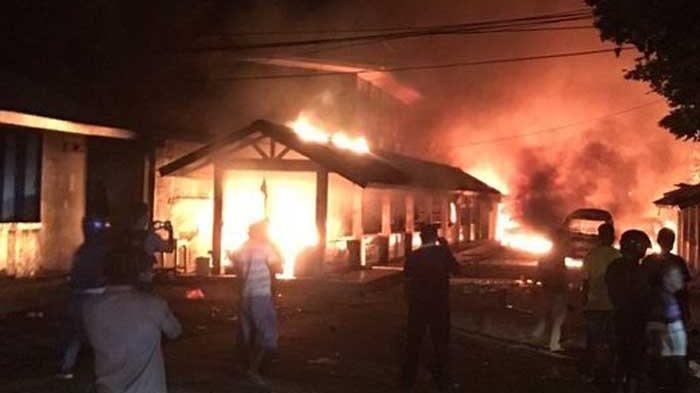 Innalillahi Wainna Ilaihi Rajiun, Prajurit TNI AD Gugur Dikeroyok Massa saat Redakan Kerusuhan