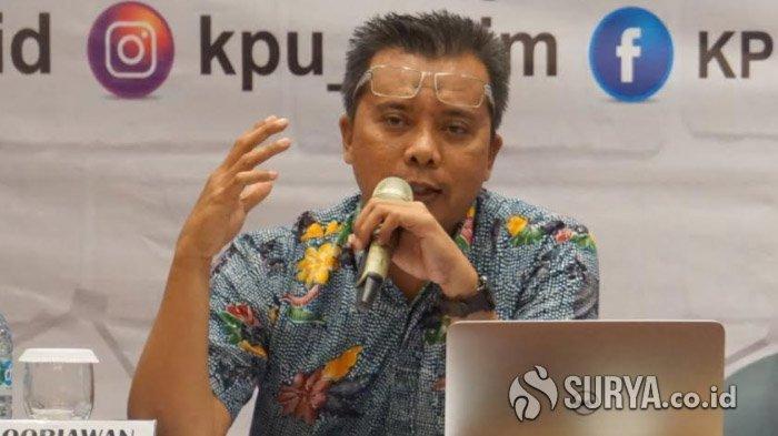 KPU Temukan Seorang Bakal Calon Kepala Daerah di Jatim Terindikasi Positif Covid-19