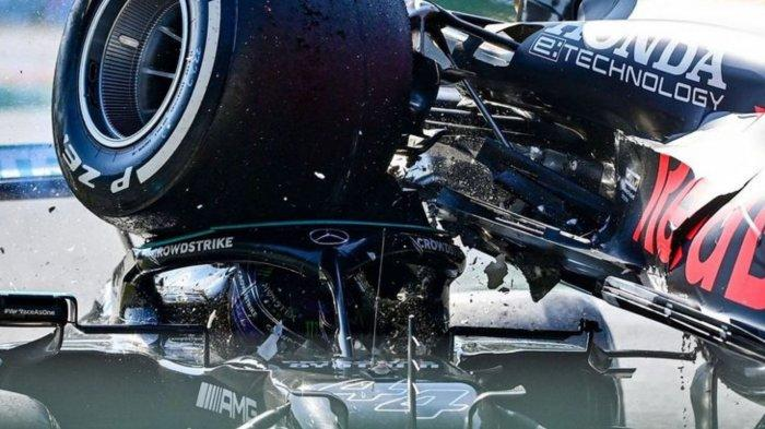 Lewis Hamilton Hampir Meregang Nyawa di F1 GP Italia 2021, Perangkat Halo Jadi Penyelamat: Apa Itu?