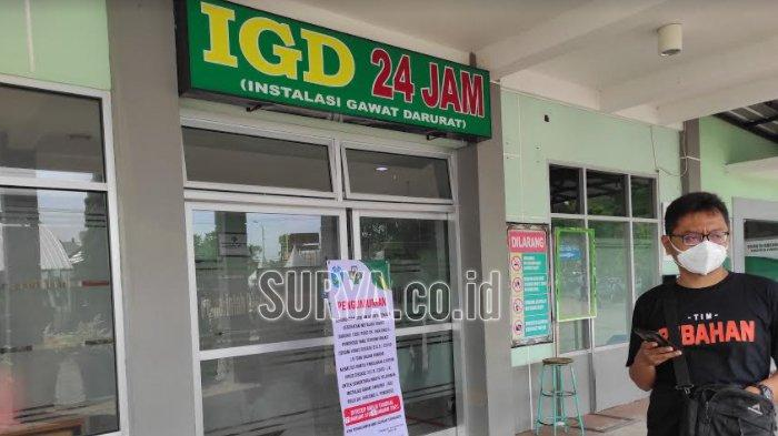 IGD RSUD Dr Harjono Kabupaten Ponorogo Tutup Sementara, Tracing 43 Nakes yang Kontak Erat