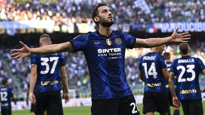 LIGA CHAMPIONS, Hasil Shakhtar Donetsk VS Inter Milan, Babak Pertama 0 - 0