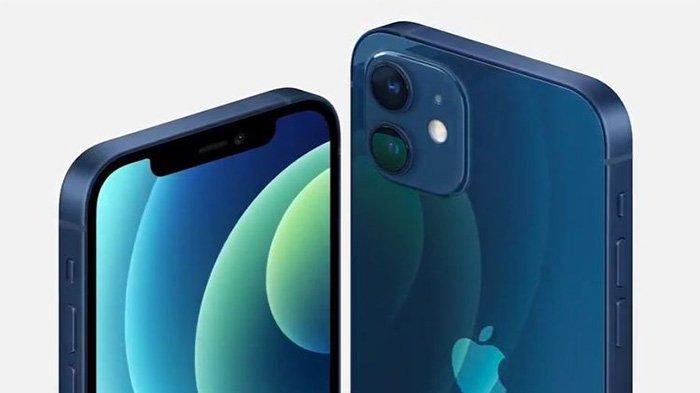 Link Pre Order Pembelian iPhone 12 di Indonesia Mulai 11 Desember 2020, ini Harga dan Spesifikasinya