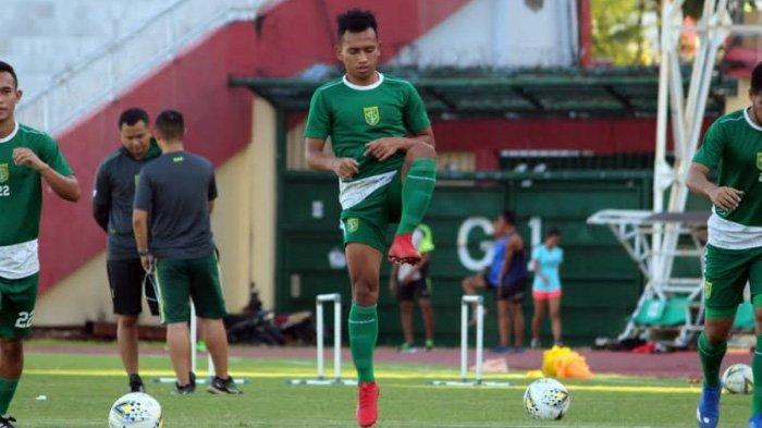 Irfan Jaya Tidak Ikut Main Saat Timnas Lawan Yordania, ini Komentar Pelatih Djajang Nurdjaman