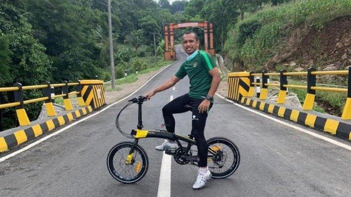 Irfan Jaya saat saat masih berseragam Persebaya Surabaya. Ia kini sudah hijrah ke PSS Seleman pada Liga 1 2021