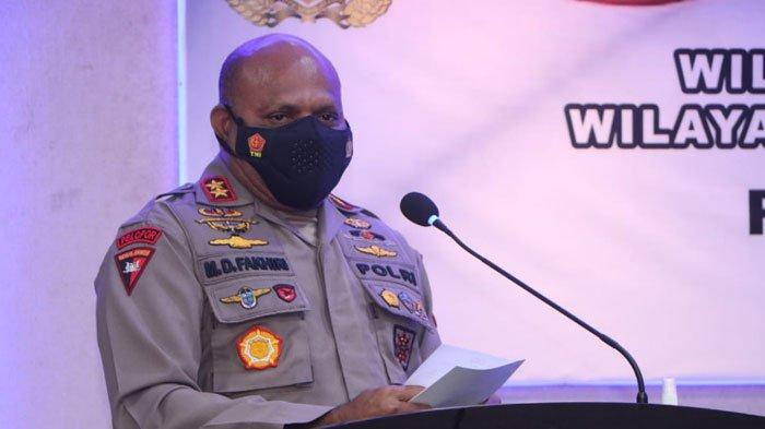 Irjen Mathius D Fakhiri Buru KKB Papua Jhony Botak hingga Terjepit