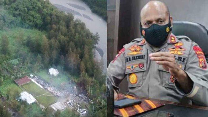 Irjen Mathius D Fakhiri memberi instruksi tegas setelah KKB Papua tembak mati 2 guru dan bakar rumah mereka.