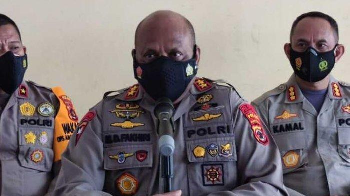 Kapolda Papua Irjen Pol Mathius Fakhiri