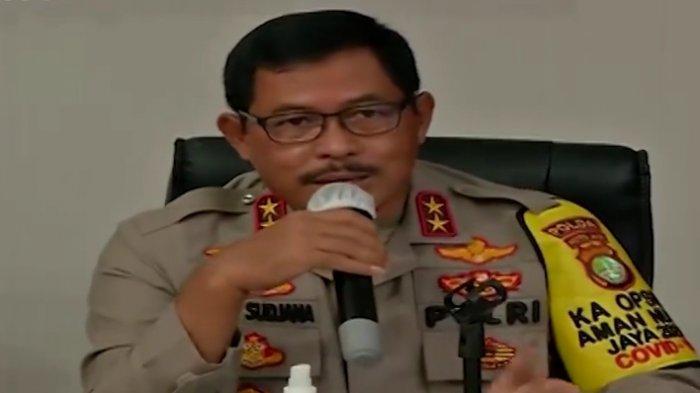 Biodata Irjen Nana Sudjana, Eks Kapolda Metro yang Jadi Kapolda Sulut, IPW Sebut Turun 'Derajat'