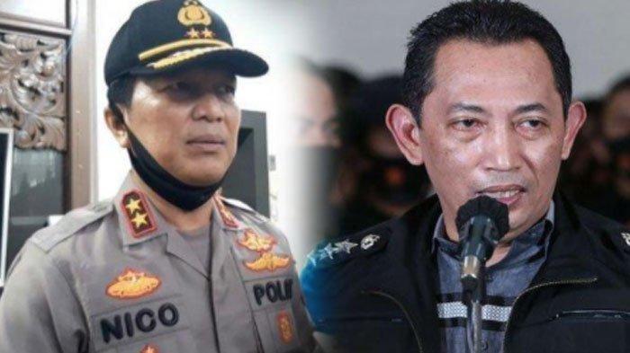 Irjen Nico Afinta yang berpeluang kuat jadi Kabreskrim gantikan Komjen Listyo Sigit Prabowo.