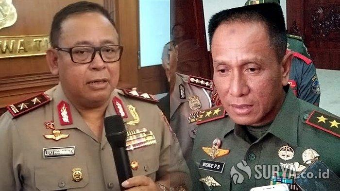 Semarakkan HUT TNI ke-74, Inilah Kado dari Polda Jatim untuk Seluruh Anggota TNI