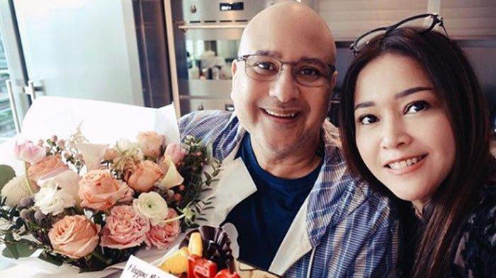 Maia Estianty Ungkap Kerinduannya pada Irwan Mussry, Sebut Sang Suami 'Kekasihku Dunia Akhirat'