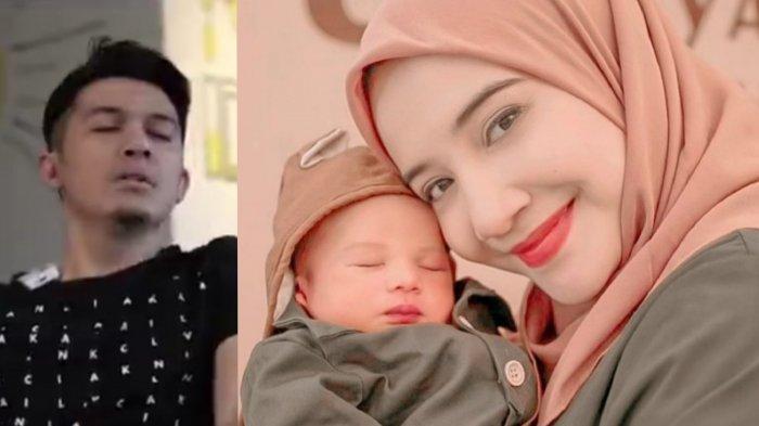 Irwansyah dan Zaskia Sungkar Panik Anaknya Ukkasya Kejang, Telepon Dokter Ternyata Karena Ini