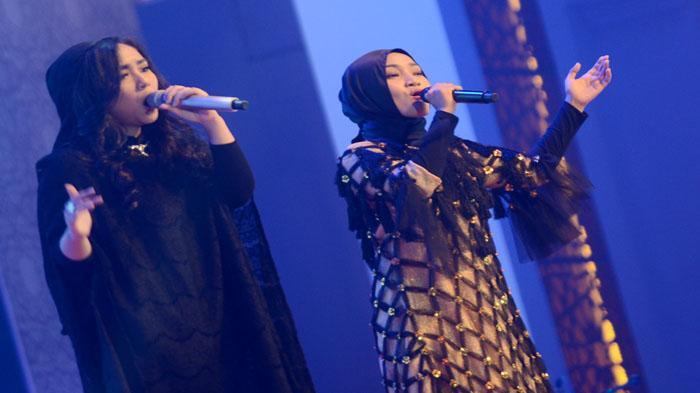 Gita Gutawa dan Fatin ikut Membuka ISEF 2016