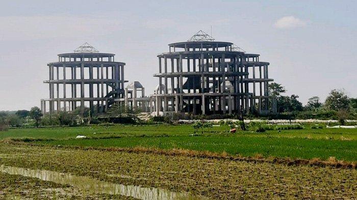 Terkena Refocusing, Dana Proyek Islamic Center di Balongpanggang Susut Menjadi Rp 10 Miliar