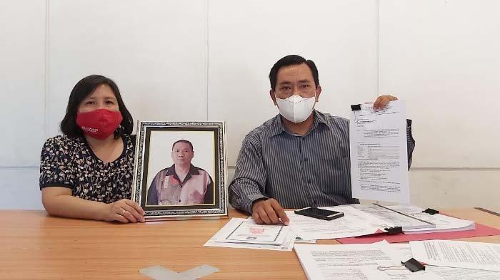 Suami Meninggal saat Status Terdakwa, Istri Pedagang Sembako di Sidoarjo Lapor Kejagung hingga DPR