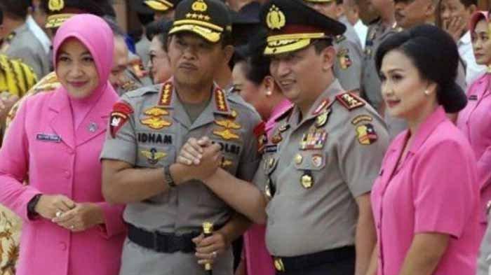 Diana Listyo, Istri Komjen Listyo Sigit Prabowo Berperan Penting Sukseskan Suami Jadi Calon Kapolri