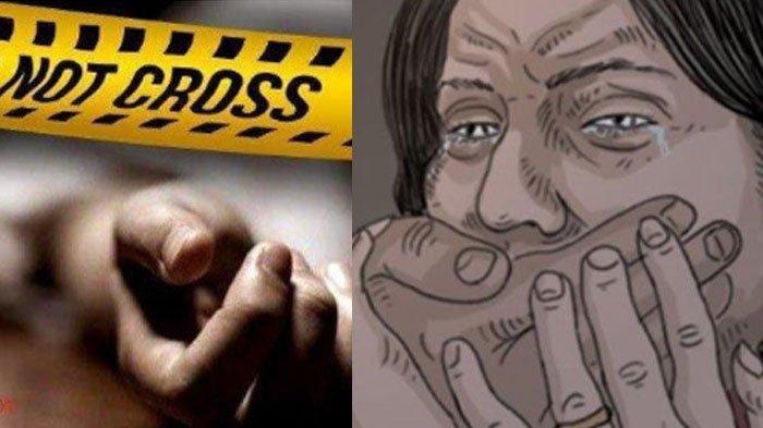 Ilustrasi penganiayaan terhadap perempuan. Di Singosari, Kabupaten Malang seorang istri digergaji suami pada Sabtu (9/5/2020).
