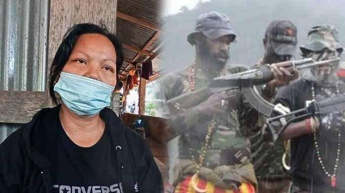 Sosok Natalina Pamean, Trauma Berat Tak Mau Lagi ke Papua Setelah Suaminya Guru Tewas Ditembak KKB