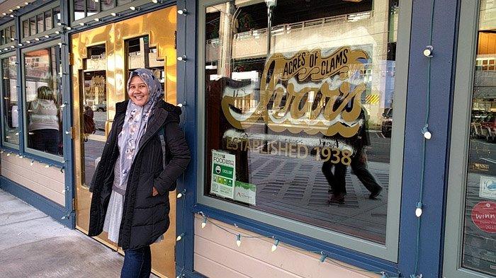 Serunya Menjelajah Warung di Seattle, Amerika Serikat