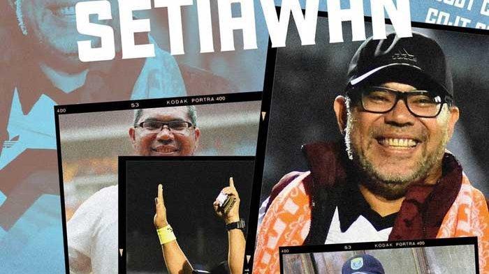 Respons Didik Ludianto soal Kembalinya Iwan Setiawan ke Persela Lamongan di Liga 1 2021