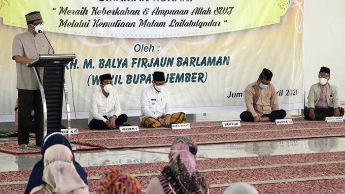 Unej Luncurkan Halal Center, Akan Jadi Pusat Kajian dan Pengembangan Ekonomi Syariah