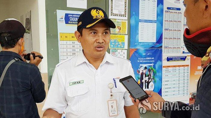 Imbas Wabah Virus Corona, Hampir Seluruh Perjalanan KA yang Melewati Daop 7 Madiun Dibatalkan