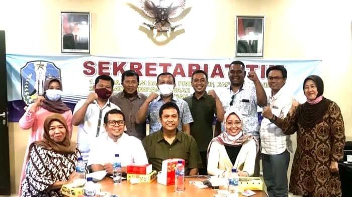 Para Mantan Penyelenggara Pemilu di Jatim Bentuk JaDI, Siap Kawal Pilkada Serentak 2020