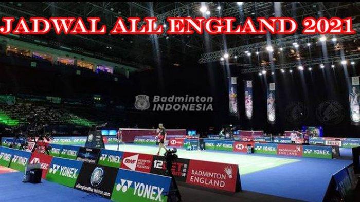 Ilustrasi Jadwal Badminton All England 2021 Hari ini Rabu 17 Maret. Mundur 5 Jam karena indikasi Covid-19