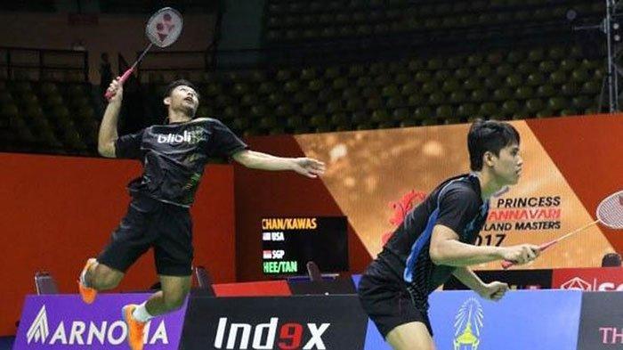 Jadwal Badminton China Masters 2020 Resmi Diundur karena Virus Corona, PBSI Sudah Tarik Atletnya