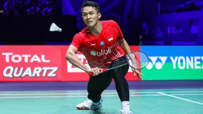 Jadwal Badminton Fuzhou China Open Hari ini Kamis 7 November, 4 Wakil Indonesia Teruskan Perjuangan