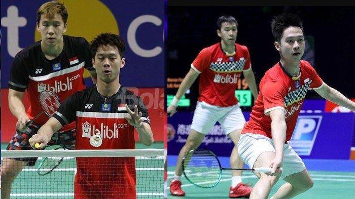 Jadwal Badminton Fuzhou China Open Sabtu 9 November 2019, Minions Masuk Babak Semifinal