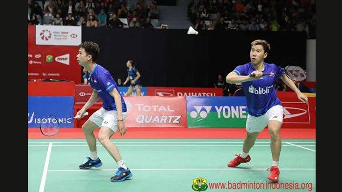 Jadwal Badminton Indonesia Masters Hari ini Jumat 17 Januari 2020, Ada The Minions & Anthony Ginting