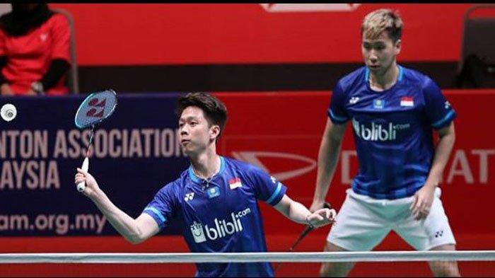 Jadwal Badminton Malaysia Masters 2020 Hari ini Kamis 9 Januari, The Minions Lawan Wakil Malaysia