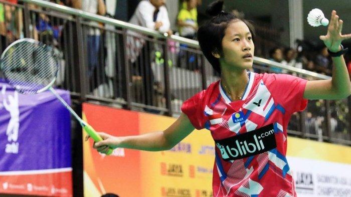 Putri KW, perwakilan Indonesia di Orleans Masters 2021. Jadwal Badminton Orleans Masters 2021 dan Daftar Wakil Indonesia ada di artikel ini