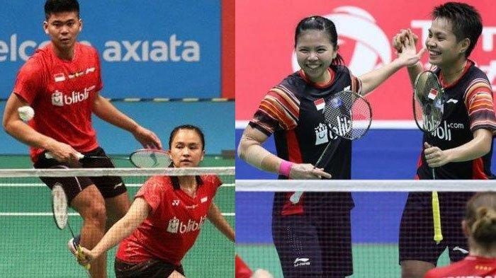 Live Streaming TVRI Badminton Final Thailand Open 2021 Hari ini Minggu 17 Januari dan Jadwalnya