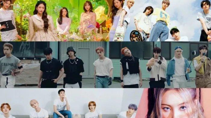 Jadwal Comeback Grup KPop dan Idol Agustus 2021, Ada ASTRO, THE BOYZ, hingga TXT