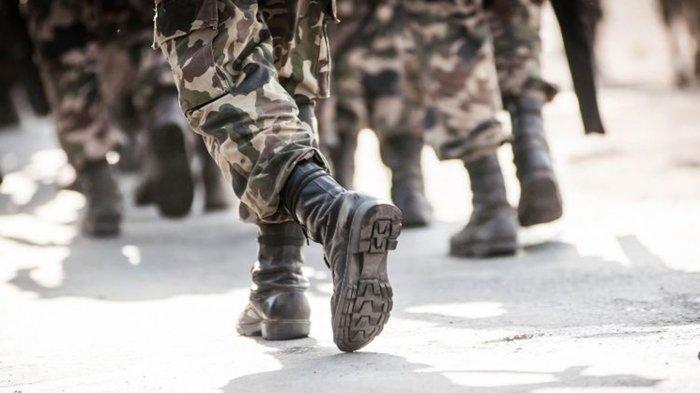 Lolos Jadi Pasukan Komcad, Ini Keuntungan dan Sanksi Militer yang Diterapkan Jika Melanggar Aturan