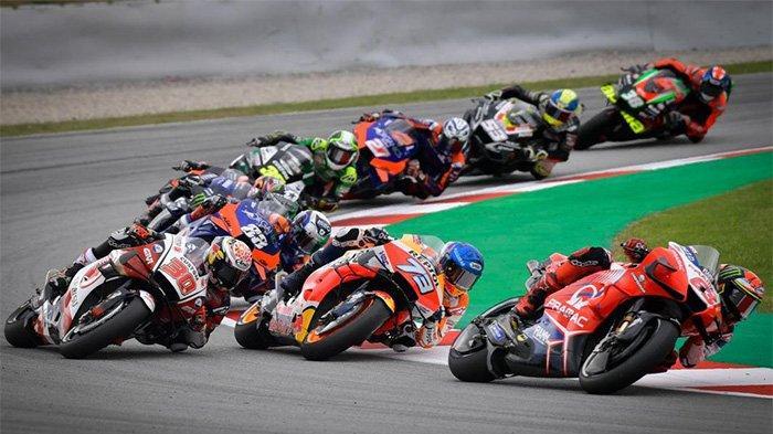 Jadwal dan Link Live Streaming MotoGP Portugal malam ini
