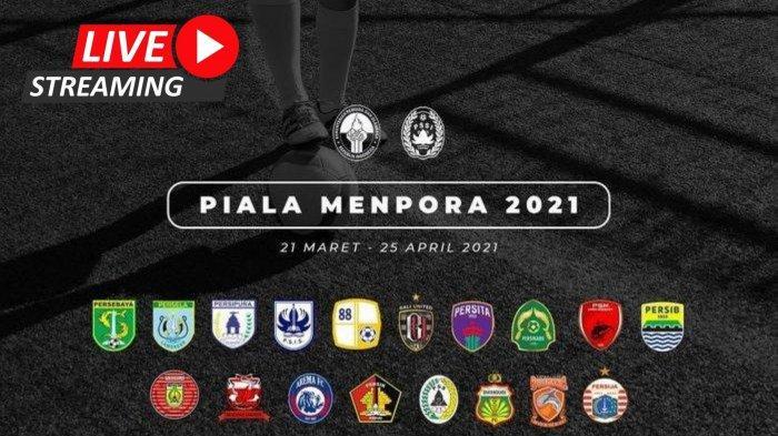 Jadwal Piala Menpora 2021, Sabtu 27 Maret: PSM vs Bhayangkara Solo, Persija Tantang Borneo FC