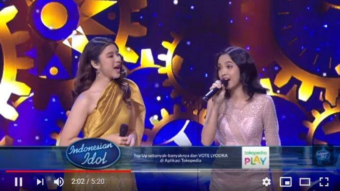 Jadwal Grand Final Indonesian Idol 2020, Lyodra vs Tiara, Siapa yang Jadi The Next Idol?