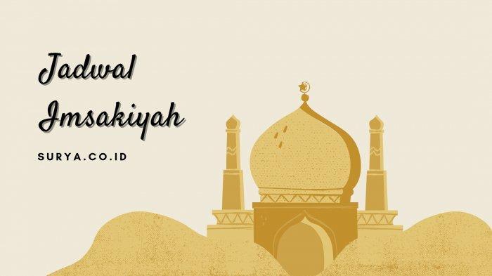 Jadwal Imsakiyah Kota Surabaya dan Sekitarnya 1442 H Lengkap Waktu Shalat Fardhu