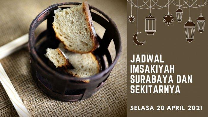 Jadwal Imsakiyah Surabaya, Sidoarjo dan Gresik, Selasa 20 April 2021: Niat & Tata Cara Shalat Hajat