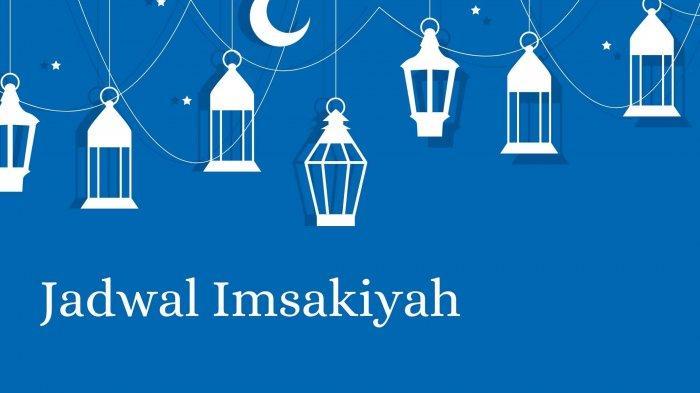 Jadwal Imsakiyah Surabaya dan sekitarnya